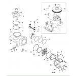 Air compressor components