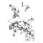 Remote control components