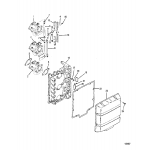 Carburetor and attenuator plate