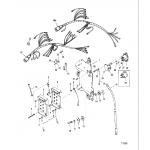 Wiring harness/starter solenoid