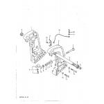 Clamp bracket (model ve/vf)