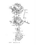 Carburetor (dt50 electric start)