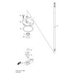 Clutch rod (df150tg e03)