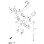 Clutch rod (df9.9a p03)