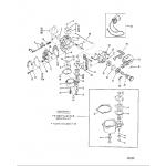 Carburetor , wmc 1717b17c1818a18b20/20a/20b23