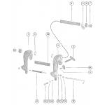 Clamp bracket assembly