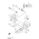 Clamp bracket (df25a)