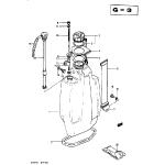 Oil tank (model vz)