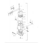 Power unit (dt40tc/model:86-89)
