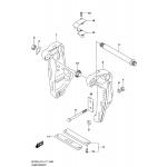 Clamp bracket (df200ast e03)