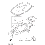 Lower cover (df6 p03)