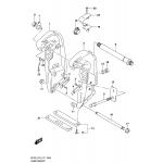 Clamp bracket transom(x) (df200t e03)