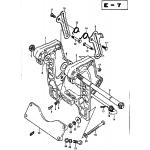 Clamp bracket (dt50)