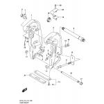 Clamp bracket  transom(x) (df250st)