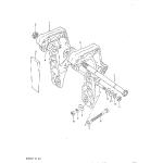 Clamp bracket (model qd)