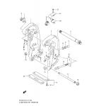 Clamp bracket transom(x) (df200t e3)