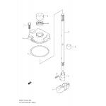 Clutch rod (df115z)