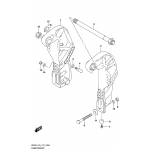 Clamp bracket (df40a)(df50a)