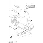 Clamp bracket (df25ar p03)