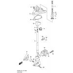 Clutch rod (df300a)