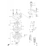 Water pump (dt115s/140efi)