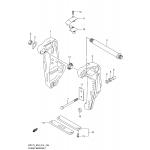 Clamp bracket (df175z e03)