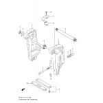 Clamp bracket transom(l) (df200t e3)