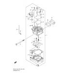 Carburetor (df9.9ar e03)