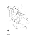 Clamp bracket (df140at e40)(df140az e40)