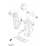 Clamp bracket (df150t)(df150z)(df175t)(df175z)