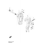 Clamp bracket (df50avt)(df60avt)