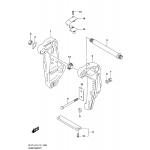 Clamp bracket (df150tg e03)
