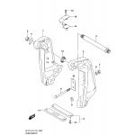 Clamp bracket (df150st)