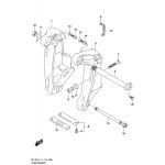 Clamp bracket (df140at e11)(df140az e11)