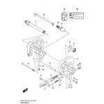 Clamp bracket (df25a p03)
