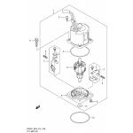 Ptt motor transom(x) (df200t e03)