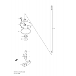 Clutch rod (df150t)