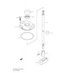 Clutch rod (df140at e03)