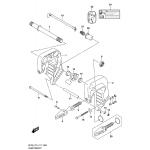 Clamp bracket (df9.9br p03)