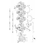 Carburetor (dt140 -model:96)