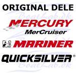 Quicksilver, 174401931 Pipe (Orig.nr: 803949T)