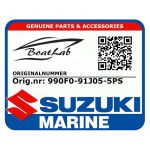 Suzuki, Reduction Sheet DF6 (Orig.nr: 990F0-91J05-5PS)