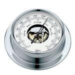 Barigo, Tempo, Barometer (110x85mm), Krom, Sølv - 1stk.