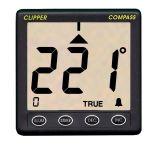 Nasa, Clipper, Kompas (Med Transducer), 12V - 1stk.
