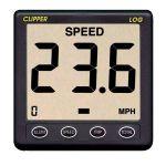 Nasa, Clipper Log (Hastighed og afstandssystem), 12V - 1stk.