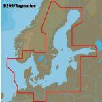 C-Map, Søkort - d299 max 4-d, danmark til Raymarine  - 1stk.