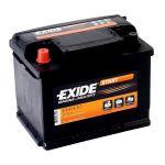 Exide, EN600, Startbatteri (62 Amp) - 1stk.