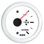 KUS, Trimindikator, Hvid (160-10 Ω), 12-24V - 1stk.