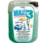MAXI3, Rengøringsmiddel, All-Round (20L) - 1stk.