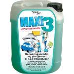 MAXI3, Rengøringsmiddel, All-Round (5L) - 1stk.